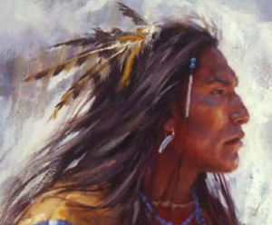 Native Warrior of Yig